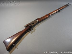 Swiss M1871 Vetterli Rifle 10.4mm