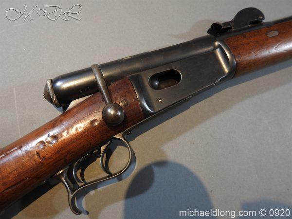 michaeldlong.com 10925 600x450 M1881 Stutzer Rifle 10.4mm Obsolete Calibre