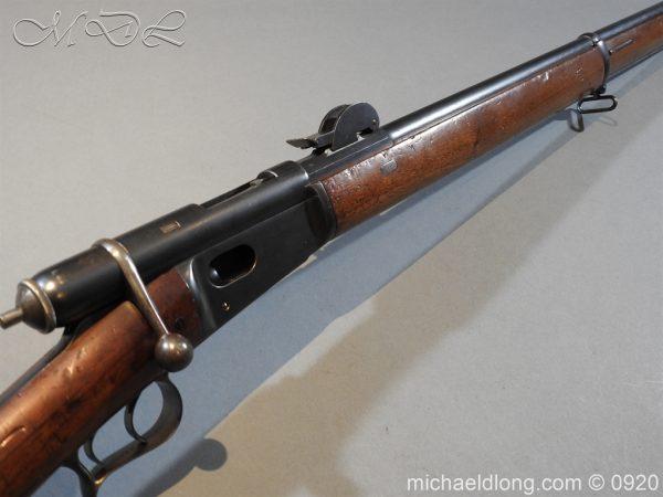 michaeldlong.com 10940 600x450 M1881 Stutzer Rifle 10.4mm Obsolete Calibre