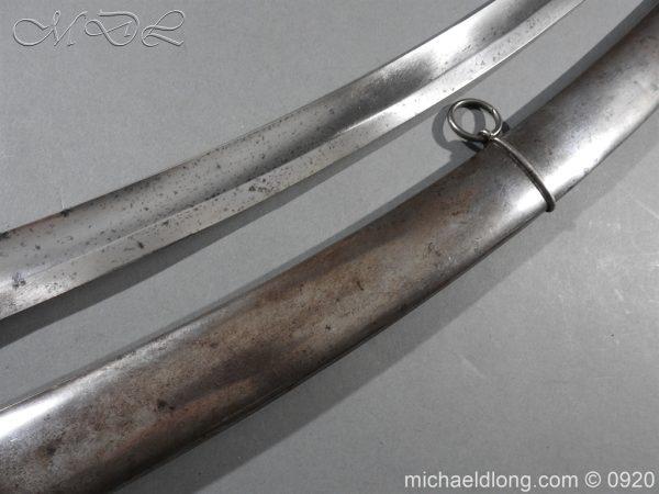 michaeldlong.com 10943 600x450 1796 Light Cavalry Sword Officer's Sword