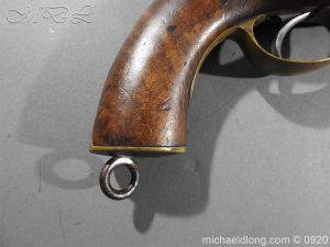 michaeldlong.com 11012 300x225 E.I.G. Percussion Cavalry Pistol 1867