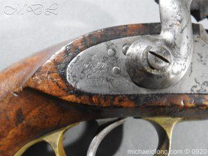 michaeldlong.com 11015 300x225 E.I.G. Percussion Cavalry Pistol 1867
