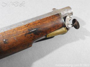 michaeldlong.com 11017 300x225 E.I.G. Percussion Cavalry Pistol 1867