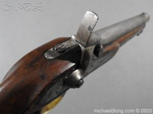 michaeldlong.com 11026 300x225 E.I.G. Percussion Cavalry Pistol 1867