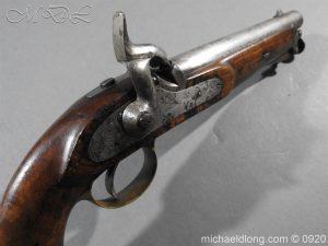 michaeldlong.com 11027 300x225 E.I.G. Percussion Cavalry Pistol 1867