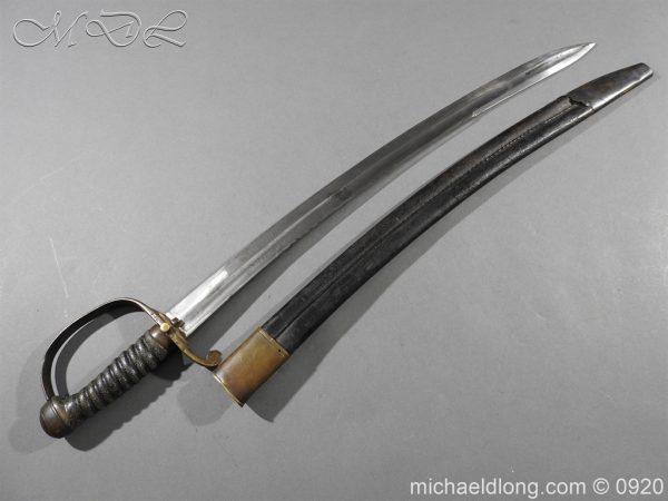 michaeldlong.com 11069 600x450 Victorian Staffordshire Constabulary Police Sword