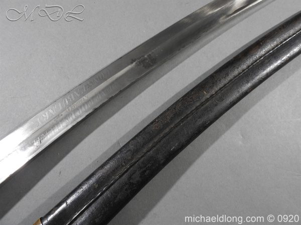 michaeldlong.com 11071 600x450 Victorian Staffordshire Constabulary Police Sword