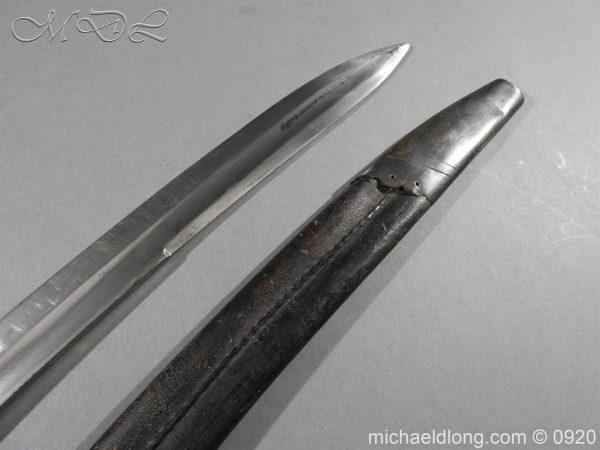 michaeldlong.com 11072 600x450 Victorian Staffordshire Constabulary Police Sword