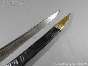 michaeldlong.com 11135 300x225 British Model 1842 Brass Hilted Hanger