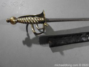 michaeldlong.com 11137 300x225 British Model 1842 Brass Hilted Hanger