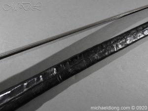 michaeldlong.com 11138 300x225 British Model 1842 Brass Hilted Hanger