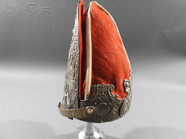 michaeldlong.com 11297 600x450 Prussian Grenadiers Cap 1st Foot Guards 1894 Pattern