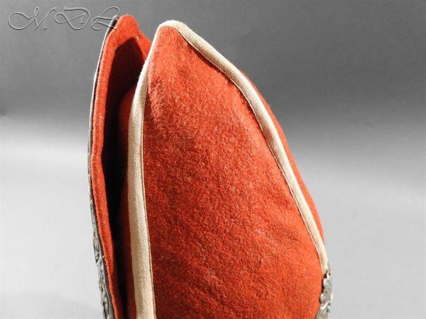 michaeldlong.com 11300 600x450 Prussian Grenadiers Cap 1st Foot Guards 1894 Pattern
