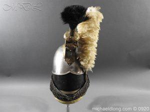 French Cuirassiers Helmet c 1820