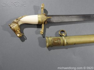 michaeldlong.com 11413 300x225 Page of Honour Sword Presented by HER MAJESTY QUEEN ADELAIDE 1835