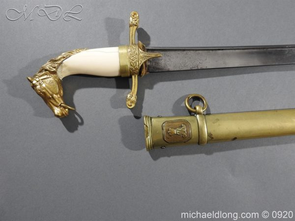 michaeldlong.com 11413 600x450 Page of Honour Sword Presented by HER MAJESTY QUEEN ADELAIDE 1835