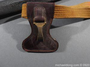 michaeldlong.com 11440 300x225 Imperial German Model 1889 Infantry Officer's Sword Damascus Blade