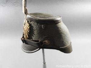 michaeldlong.com 11479 300x225 Imperial German East Asian Expeditionary Corps Shako