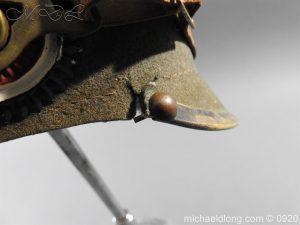 michaeldlong.com 11512 300x225 Imperial German Infantry Pickelhaube