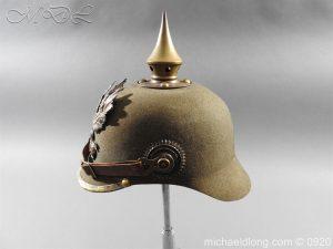 michaeldlong.com 11516 300x225 Imperial German Infantry Pickelhaube