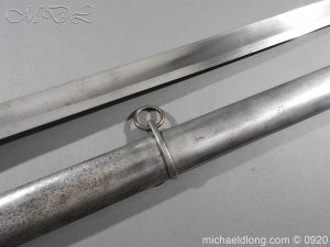 michaeldlong.com 11568 300x225 1796 Heavy Cavalry Disk Hilt Troopers Sword by Osborn and Gunby