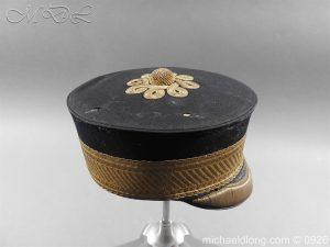 michaeldlong.com 11631 300x225 British Victorian Staff Officer's Peaked Forage Cap