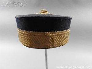 michaeldlong.com 11632 300x225 British Victorian Staff Officer's Peaked Forage Cap