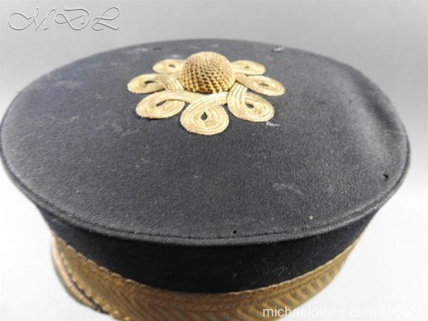 michaeldlong.com 11634 600x450 British Victorian Staff Officer's Peaked Forage Cap