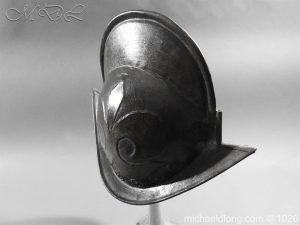 michaeldlong.com 11769 300x225 German Comb Morion 17th century