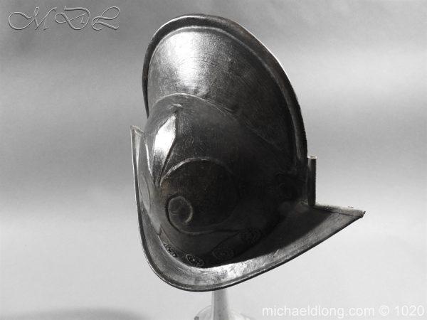 michaeldlong.com 11769 600x450 German Comb Morion 17th century