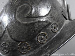 michaeldlong.com 11773 300x225 German Comb Morion 17th century