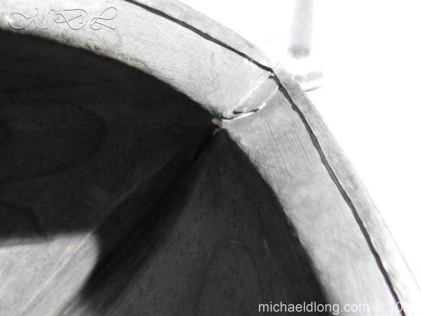 michaeldlong.com 11775 600x450 German Comb Morion 17th century