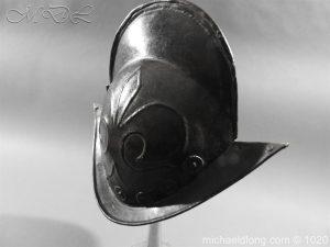michaeldlong.com 11777 300x225 German Comb Morion 17th century