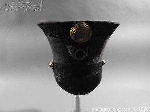 British Officer's Light Infantry Shako
