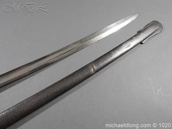 michaeldlong.com 11828 600x450 10th Hussar's Officer's Sword by Wilkinson Sword