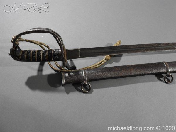 michaeldlong.com 11864 600x450 10th Hussar's Officer's Sword by Wilkinson Sword