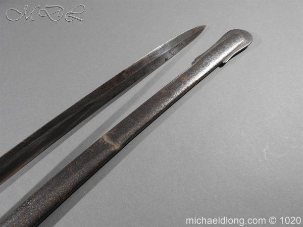 michaeldlong.com 11866 600x450 10th Hussar's Officer's Sword by Wilkinson Sword