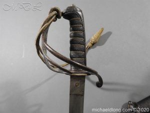 michaeldlong.com 11884 300x225 10th Hussar's Officer's Sword by Wilkinson Sword