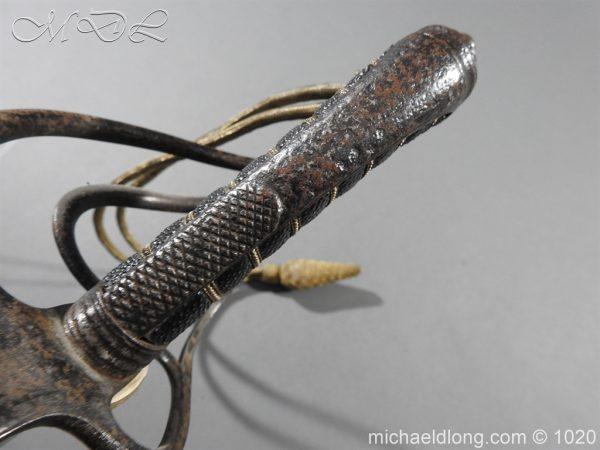 michaeldlong.com 11887 600x450 10th Hussar's Officer's Sword by Wilkinson Sword