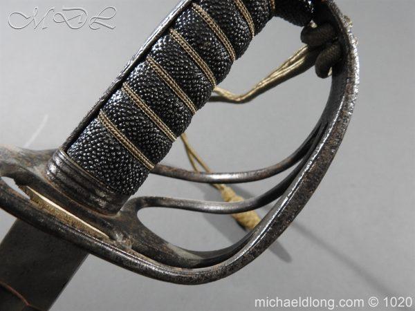 michaeldlong.com 11888 600x450 10th Hussar's Officer's Sword by Wilkinson Sword