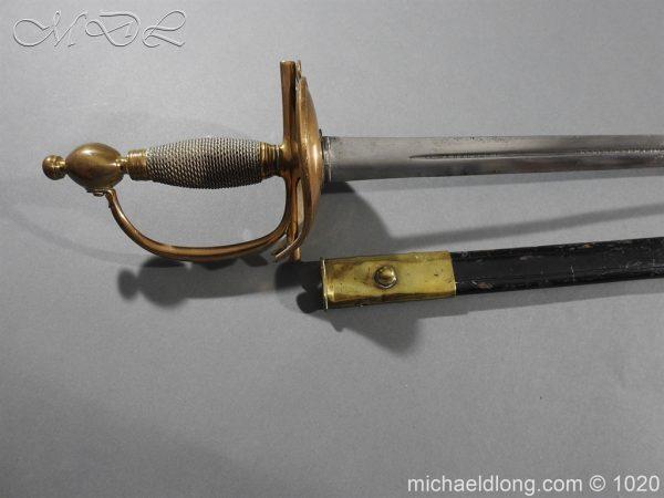 michaeldlong.com 11894 600x450 Life Guards Full Dress Officer's Sword
