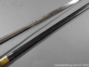 michaeldlong.com 11895 300x225 Life Guards Full Dress Officer's Sword