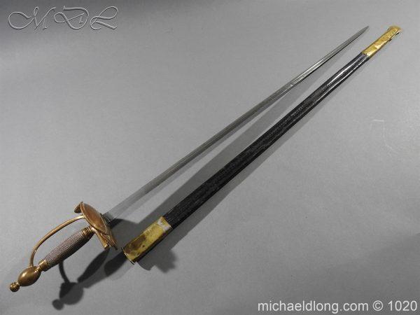 michaeldlong.com 11897 600x450 Life Guards Full Dress Officer's Sword
