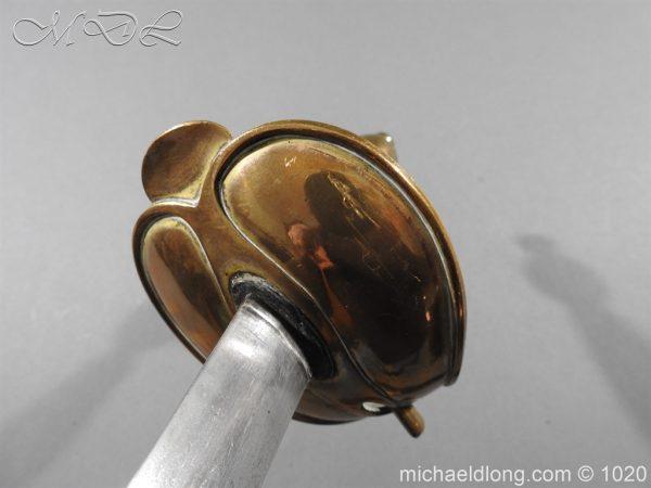 michaeldlong.com 11916 600x450 Life Guards Full Dress Officer's Sword