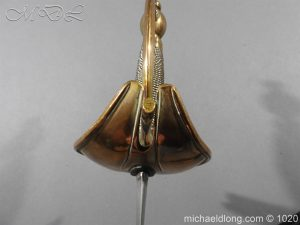 michaeldlong.com 11918 300x225 Life Guards Full Dress Officer's Sword