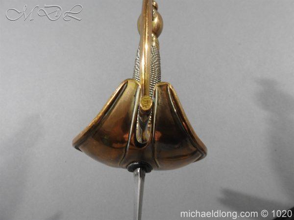 michaeldlong.com 11918 600x450 Life Guards Full Dress Officer's Sword