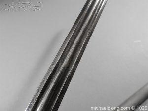 michaeldlong.com 12066 300x225 Scottish Field Officer's Sword Highland Light Infantry
