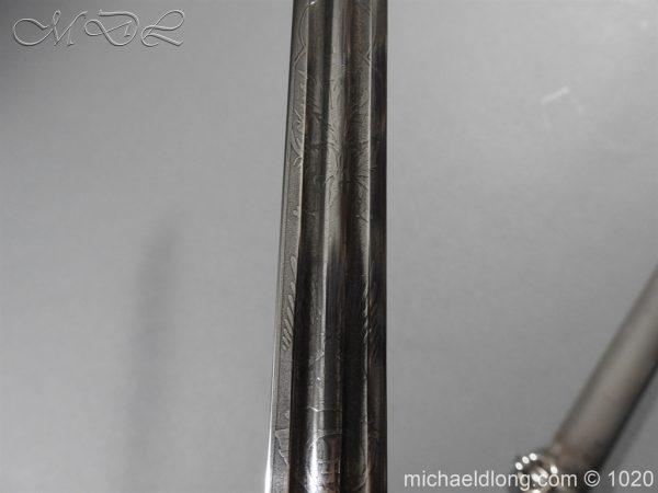 michaeldlong.com 12067 600x450 Scottish Field Officer's Sword Highland Light Infantry