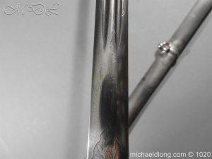 michaeldlong.com 12069 300x225 Scottish Field Officer's Sword Highland Light Infantry