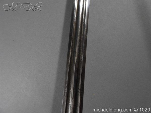 michaeldlong.com 12076 600x450 Scottish Field Officer's Sword Highland Light Infantry